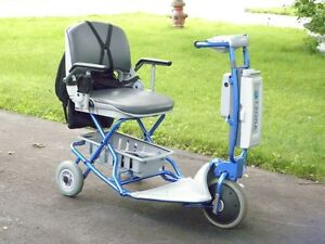 EASY TRAVEL MOBILITY SCOOTER