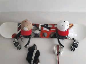 Selling sims snowboard only $150.00