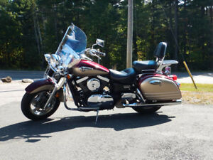 2003 Kawasaki Nomad Touring Bike For Sale