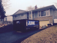 Looking for a Dumpster Rental? 1-888-JunkBin Moncton