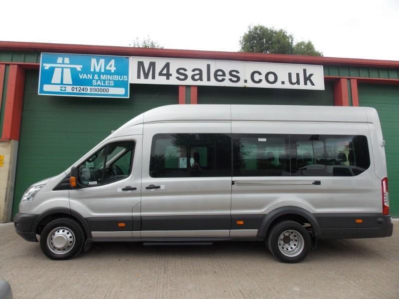 Ford Transit 125ps,17 seat minibus,tacho,PSV Tested