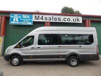 Ford Transit 460 17 Seat Minibus