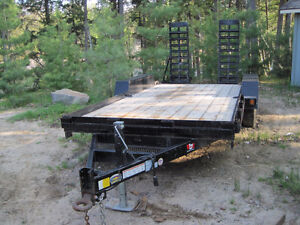 Float Trailer 16ft