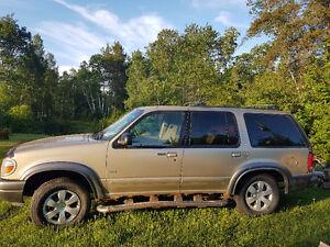 2001 Ford Explorer Camionnette