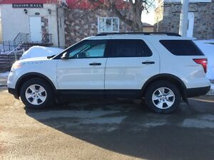 2012 Ford Explorer Base SUV, Crossover