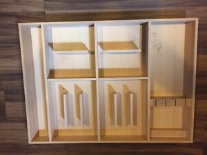IKEA Rationell Kitchen Drawer Inserts Kingston Kingston Area image 1