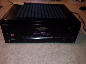 Sony STR-V333ES 550-Watt Receiver with Remote and manual