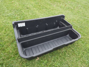 Crown Victoria Trunk Trays