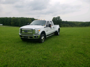 2012 FORD F350 DUALLY 6.7 DIESEL HEAVY DUTY AIR RIDE