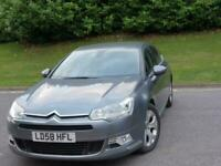2008 Citroen C5 2.0 HDI 16V Exclusive 4dr Auto *** FULL LEATHER- DELIVERY AVAILA