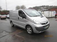 2007/57 Vauxhall Vivaro 2.0CDTI ( 115ps ) Sportive 2700 SWB*** NO VAT ***