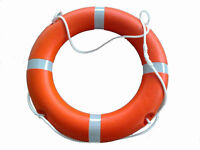 WANTED LIFE SAVING RING BUOY