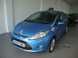 Ford Fiesta 1.4 Titanium 5-Dr, 2010,49000 Miles Full Ford Service History