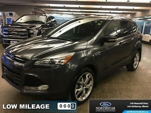 2015 Ford Escape Titanium  - $198.34 B/W - Low Mileage