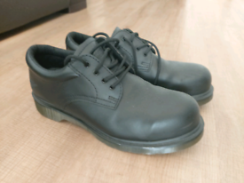 Brand new size 8 Dr Marten work shoes