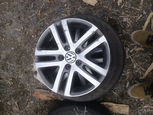 Stock VW Rims off Jetta TDI