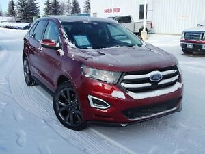 2016 Ford Edge SPORT AWD CERTIFIED PRE OWNED