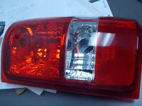 2006 to 2011 Ford Ranger passenger side tail light