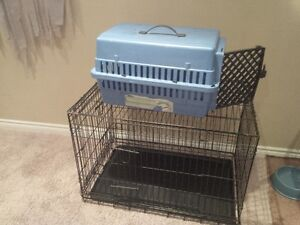 Selling 2 dog cages