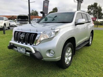 Toyota Landcruiser Prado GXL 2014 Automatic One owner Huntingdale Gosnells Area Preview