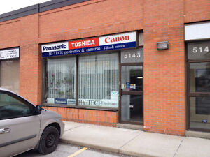 Commercial retail / office space for rent