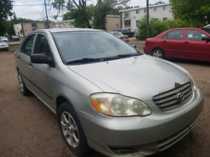 Toyota Corolla for $1400 Manual !!! >>>