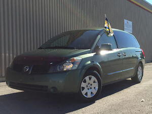 2004 NISSAN QUEST **DVD VIDEO** $2890 TPS INCLUS