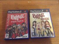 PS2 Games - BRATZ
