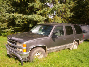 1999 Chevy Tahoe Parts for Sale