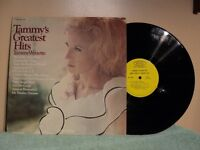 TAMMY'S GREATEST HITS LP RECORD BN - 26486