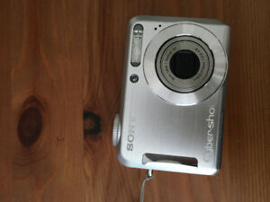 Sony camera cyber shot