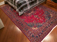 GENUINE HAND KNOTTED PERSIAN RUGS