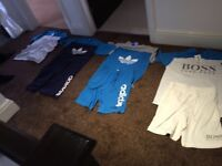 Hugo Boss & Adidas sets