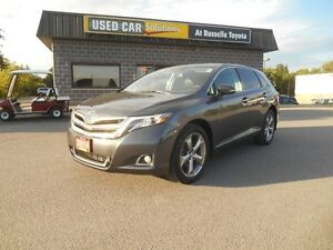 2014 Toyota Venza Limited V6 AWD Peterborough Peterborough Area image 2
