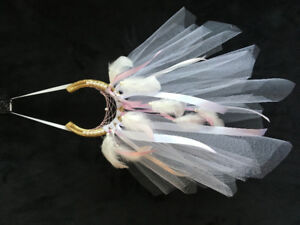 Unicorn shoe dream catcher