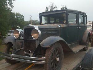 1929 NASH 400 ORIGINAL PAINT $7000