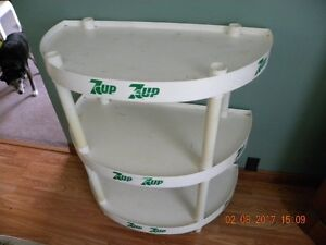 7-UP Display Stand