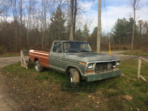 1979 Ford F-150 Parts Truck