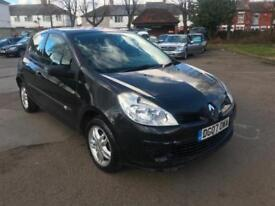 2007 07 RENAULT CLIO 1.2 EXTREAM CAMBELTED LONG MOT SENSILBE 114K PX SWAPS