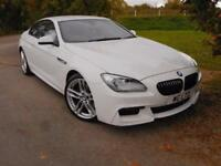 2013 BMW 6 Series 3.0 640d M Sport Coupe Auto Full BMW Service History! 2 do...