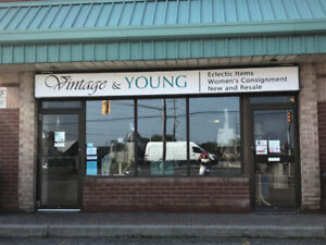 Well Established Ladies Consignment Store for Sale in Port Perry