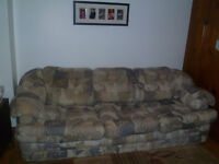 3-Set Comfortable Couches for sale