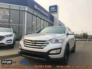 2013 Hyundai Santa Fe LUXURY  Heated Seats, Leather, Sunroof