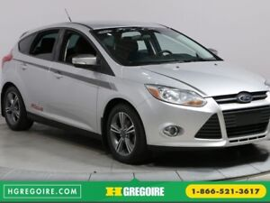 2014 Ford Focus SE AUTO A/C BLUETOOTH MAGS