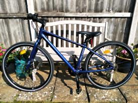 Raleigh Strada Two, 2020, Hybrid Bike, Small Adult Frame