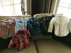 Huge lot of boys clothing - 12-18 months