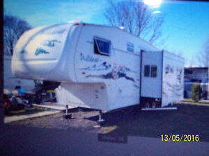 FIFTH WHEEL FOREST RIVER  WILDCAT 28rk  2005 IMPECCABLE