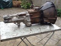 Ford Transit gearbox