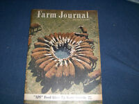 VINTAGE JUNE 1950 BACK ISSUE OF FARM JOURNAL MAGAZINE-RARE!