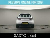2020 Porsche Macan 3.0T V6 S PDK 4WD (s/s) 5dr SUV Petrol Automatic